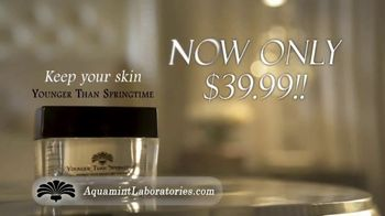 Younger Than Springtime TV Spot, 'Glowing Skin' Featuring Kevin Harrington - Thumbnail 9