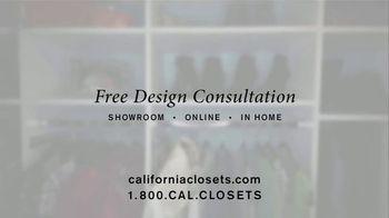 California Closets TV Spot, 'Cynthia's Story' - Thumbnail 10