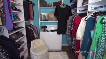 California Closets TV Spot, 'Cynthia's Story' - Thumbnail 5