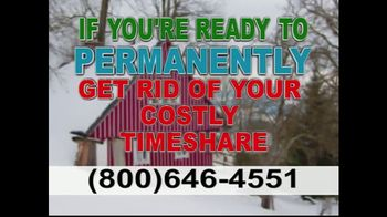 Resortrelease.com TV Spot, 'Attention Timeshare Owners' - Thumbnail 7