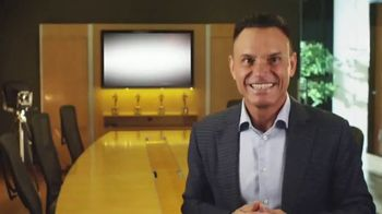 Water Rocket TV Spot, 'Cleaning Out Your Gutter' Feat. Kevin Harrington - Thumbnail 1