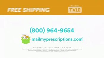 MailMyPrescriptions.com TV Spot, 'Free Shipping' - Thumbnail 10