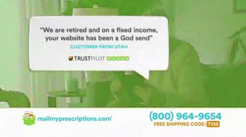 MailMyPrescriptions.com TV Spot, 'Free Shipping' - Thumbnail 4