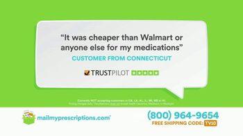 MailMyPrescriptions.com TV Spot, 'Free Shipping' - Thumbnail 6