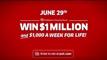 Publishers Clearing House TV Spot, 'June 29: Is This a Dream?' - Thumbnail 4