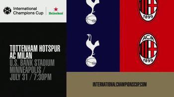 2018 International Champions Cup TV Spot, 'Legendary'