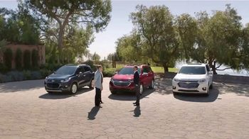 Chevrolet TV Spot, 'New Couple: Moving Fast' [T1] - Thumbnail 1