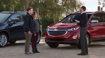 Chevrolet TV Spot, 'New Couple: Moving Fast' [T1] - Thumbnail 2