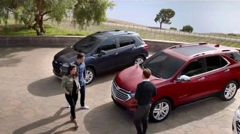 Chevrolet TV Spot, 'New Couple: Moving Fast' [T1] - Thumbnail 6