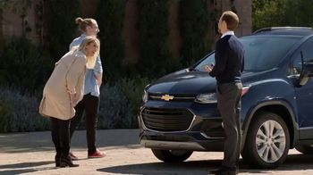Chevrolet TV Spot, 'New Couple: Moving Fast' [T1] - 1670 commercial airings