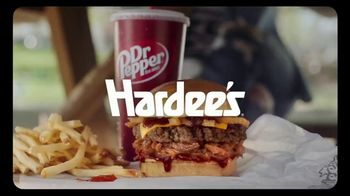 Hardee's Memphis BBQ Thickburger TV Spot, 'The Lick' Song by Branchez - Thumbnail 1