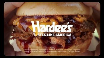Hardee's Memphis BBQ Thickburger TV Spot, 'The Lick' Song by Branchez - Thumbnail 9
