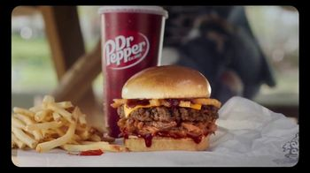 Hardee's Memphis BBQ Thickburger TV Spot, 'The Lick' Song by Branchez - Thumbnail 2
