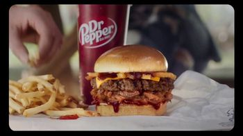 Hardee's Memphis BBQ Thickburger TV Spot, 'The Lick' Song by Branchez - Thumbnail 3