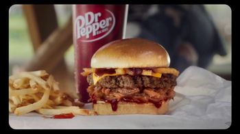 Hardee's Memphis BBQ Thickburger TV Spot, 'The Lick' Song by Branchez - Thumbnail 4