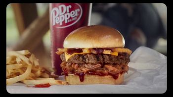 Hardee's Memphis BBQ Thickburger TV Spot, 'The Lick' Song by Branchez - Thumbnail 5