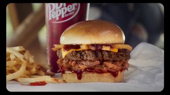 Hardee's Memphis BBQ Thickburger TV Spot, 'The Lick' Song by Branchez
