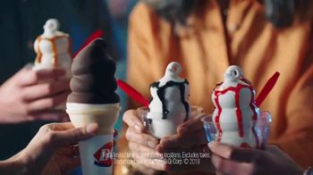 Dairy Queen Two for $4 Treat Nights TV Spot, 'Make a Date' - Thumbnail 6