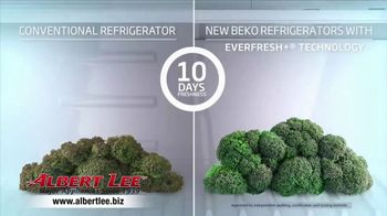 Beko Appliances EverFresh+ Refrigerator TV Spot, 'Stay Fresh' - Thumbnail 4