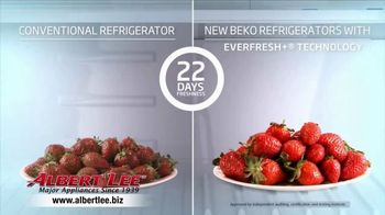Beko Appliances EverFresh+ Refrigerator TV Spot, 'Stay Fresh' - Thumbnail 5