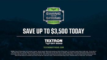 Textron Off Road Swing Into Spring Sales Event TV Spot, 'Proud' - Thumbnail 8