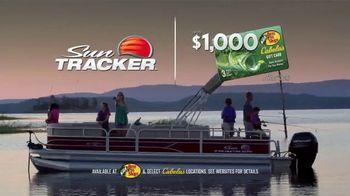 Bass Pro Shops and Cabela's TV Spot, 'Sun Tracker Pontoon Boats' - Thumbnail 10