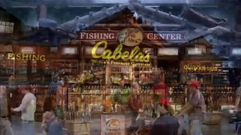 Bass Pro Shops and Cabela's TV Spot, 'Sun Tracker Pontoon Boats' - Thumbnail 4
