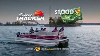 Bass Pro Shops and Cabela's TV Spot, 'Sun Tracker Pontoon Boats'
