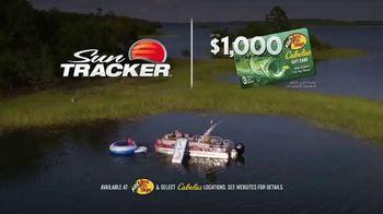 Bass Pro Shops and Cabela's TV Spot, 'Sun Tracker Pontoon Boats' - Thumbnail 8
