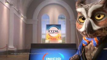 XYZAL TV Spot, '¿Cómo se compara?' [Spanish]