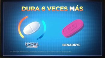 XYZAL TV Spot, '¿Cómo se compara?' [Spanish] - Thumbnail 6