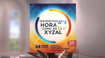 XYZAL TV Spot, '¿Cómo se compara?' [Spanish] - Thumbnail 9