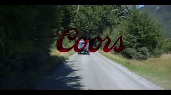 Coors Light TV Spot, 'Rocky Coast' [Spanish] - Thumbnail 1