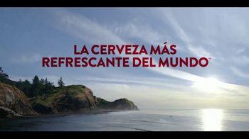 Coors Light TV Spot, 'Rocky Coast' [Spanish] - Thumbnail 10
