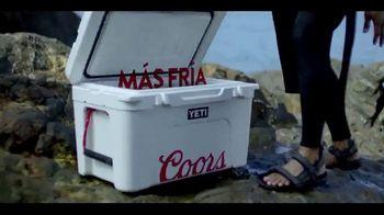 Coors Light TV Spot, 'Rocky Coast' [Spanish] - Thumbnail 4
