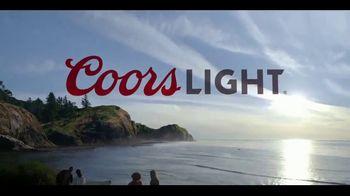 Coors Light TV Spot, 'Rocky Coast' [Spanish] - Thumbnail 9
