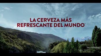Coors Light TV Spot, 'River's Edge' [Spanish] - Thumbnail 10