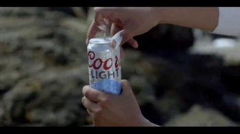 Coors Light TV Spot, 'River's Edge' [Spanish] - Thumbnail 7