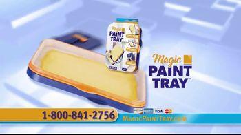 Magic Paint Tray TV Spot, 'Never Spills' - Thumbnail 8