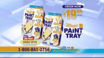 Magic Paint Tray TV Spot, 'Never Spills' - Thumbnail 9
