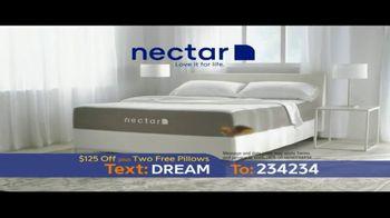 NECTAR Sleep TV Spot, 'Sweet Dreams Delivered Text: Dream' - Thumbnail 9