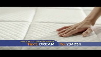 NECTAR Sleep TV Spot, 'Sweet Dreams Delivered Text: Dream' - Thumbnail 4
