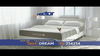 NECTAR Sleep TV Spot, 'Sweet Dreams Delivered Text: Dream' - Thumbnail 8