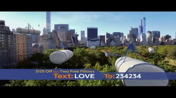 NECTAR Sleep TV Spot, 'Sweet Dreams Delivered Text: Love'