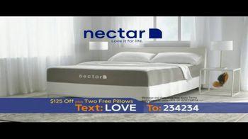 NECTAR Sleep TV Spot, 'Sweet Dreams Delivered Text: Love' - Thumbnail 9