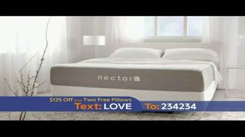 NECTAR Sleep TV Spot, 'Sweet Dreams Delivered Text: Love' - Thumbnail 4