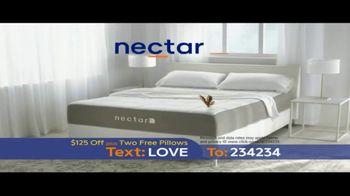 NECTAR Sleep TV Spot, 'Sweet Dreams Delivered Text: Love' - Thumbnail 7