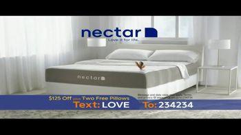 NECTAR Sleep TV Spot, 'Sweet Dreams Delivered Text: Love' - Thumbnail 8