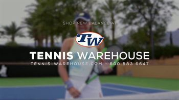 Tennis Warehouse TV Spot, 'New Balance + Nicole Gibbs' - Thumbnail 9