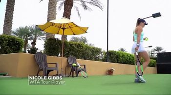 Tennis Warehouse TV Spot, 'New Balance + Nicole Gibbs' - Thumbnail 2
